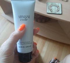 Armani code losion