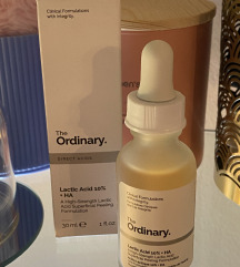 The Ordinary Lactic Acid 10% +HA 30ml