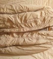 Orsay topla jaknica sa kapuljačom bež boje