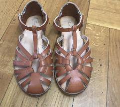 Zara sandalice-prava koža
