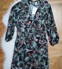 H&M&Johana Ortiz elegantna haljina NOVO
