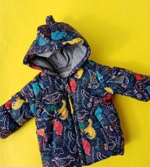 George jaknica dinosaurusi 3-6m