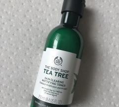 Body shop tea tree NOVO