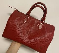 %Original Louis Vuitton Speedy 30 Epi