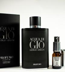 Armani Acqua di Gio Profumo - Dekant 5/10ml