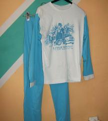 Pamučna pidžama vel 14
