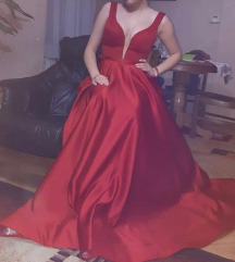 Maturska svečana haljina