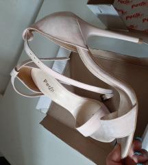 Zenske sandale sa stiklom NOVO
