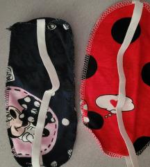 2 maske za spavanje