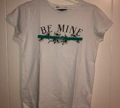 Primark bela majica sa printom