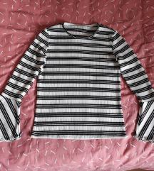 Bluza sa zvono rukavima