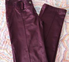 Ljubicaste (bordo) pantalone