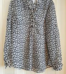Crno bela tunika