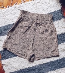 High waist šorts