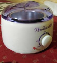 Topilica nova i vosak za toplu depilaciju
