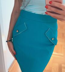 Novo! Plava suknja