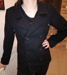 H&M crni kaputic