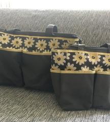 Dve torbe za bebe
