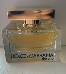 Original Dolce & Gabbana the one 75ml