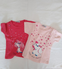 Dve majice, RASPRODAJA
