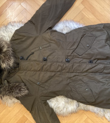 Ženska duza jakna M/L