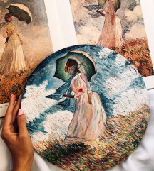 Reprodukcija slike Claude Monet