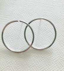 Mindjuse krug srebrna boja