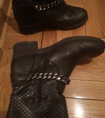 Kožne cizme