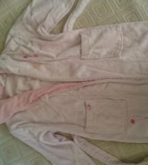 TCM bade mantil, roze, vel 3-4
