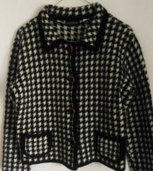 Vintage Sixth Sense vunena jaknica