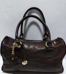 JELENA  torba prirodna 100%koža 37x24