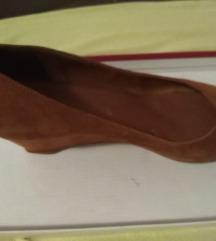 Kozne braon cipele akcija 1200