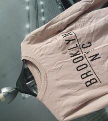 Brooklyn, puder roze duks.