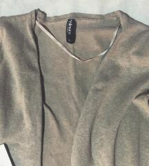 Džemperić boje peska