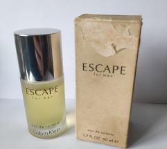 Vintage Calvin Klein Escape 50ml