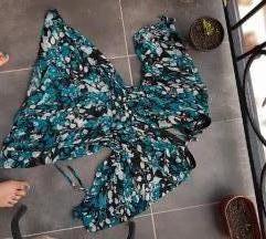 Sarena tunika haljina za plazu GRATIS PTT