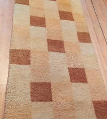 Tepih staza vunena,140x70