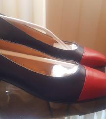 Ženska kožna cipela