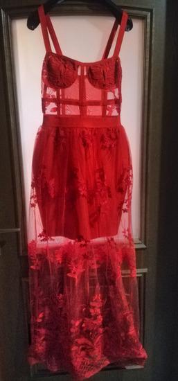 Snizeno Herve Leger haljina
