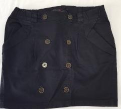 Zara suknja sa dugmićima