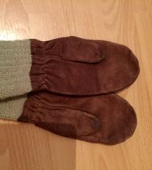 Vintage kozne rukavice