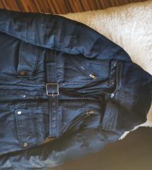 Zara Winter perjana zimska crna jakna AKCIJA