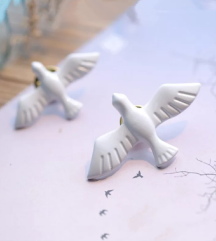 Broš Bela ptica