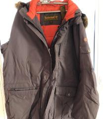 Muska zimska jakna sa kapuljacom