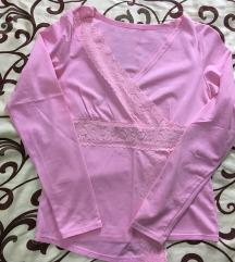 Kao nova majica baby pink