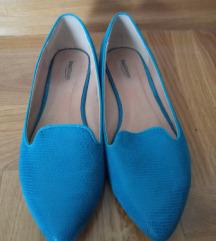 Beo shoes plave baletanke, broj 39,NOVO
