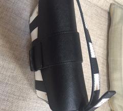 Pennyblack/Max Mara tasna black and white striped