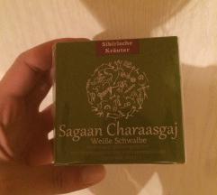 Sagaan charaasgaj - caj