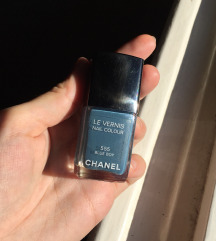 Chanel Blue Boy snizen na 1000