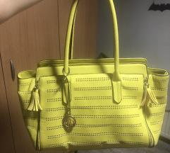Nova žuta Duki Daso torba